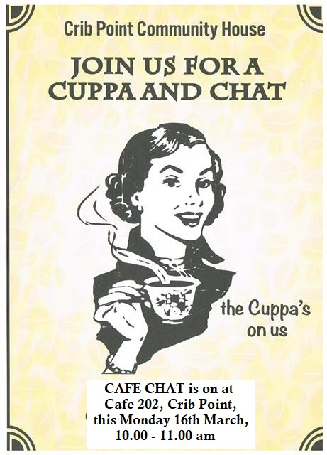 Cafe Chat Sign 001
